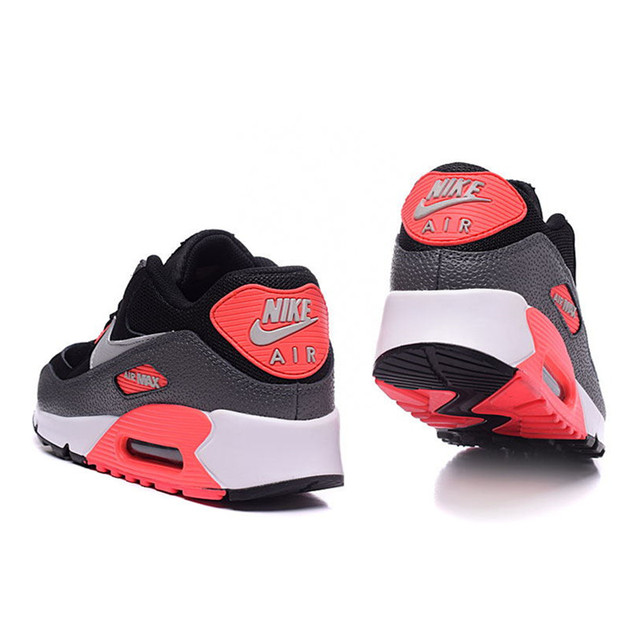 Nike Men's WMNS AIR MAX 90 ESSENTIAL Breathable Running Shoes,Original New Arrival Official Men Outdoor Sport Sneakers Trainers 4