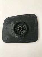 V w 트랜스 포터 t4 1990-2003 용 좌측/윙 미러 유리