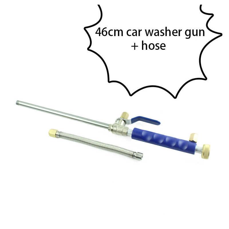 Auto Onder Druk Power Waterpistool Jet Tuin Wasmachine Slang Wand Nozzle Spuit Water Spray Sprinkler Schoonmaken Tool