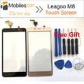 Leagoo M8 Pantalla Táctil 100% Pantalla Táctil de Reemplazo Del Panel Digitalizador Para Leagoo Original M8 Smartphone En Stock
