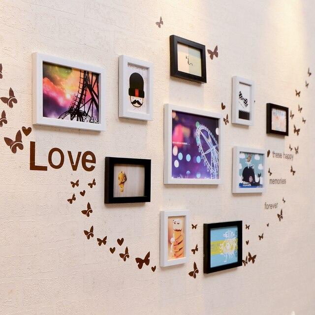 Comprar ahora Moderno Collage marco de fotos, colgante de pared ...