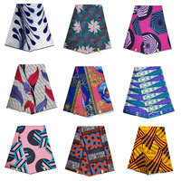100% cotton best price african wax print fabric real dutch hot soft wax high quality with wholesale price for gift