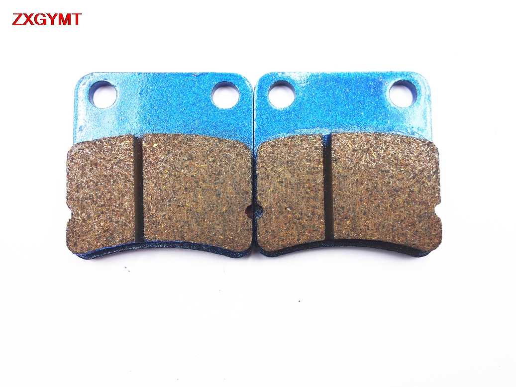 Sintered Brake Pads Set fit <font><b>HONDA</b></font> NC <font><b>700</b></font> NC700 D <font><b>Integra</b></font> w/DCT Parking Brake 2012 2013 Rear 13 12 image