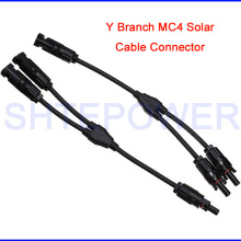 30A 1000V Электрический MC4-Y MC4 Y филиал параллельный Соединительный соединитель фотоэлектрический 2 шт панели солнечных батарей кабель провода подключения