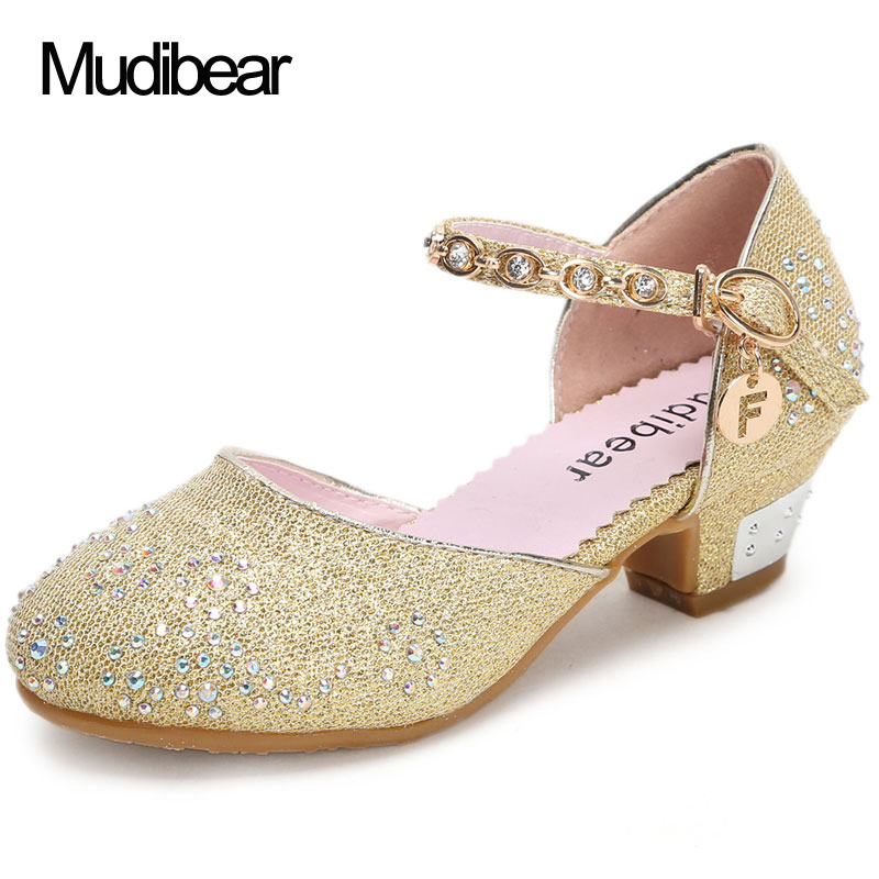 Dance Shoes For Girl Leather Princess Baby Shoes Lady High Heels Kids New  Top Children Sandals - Online Get Cheap Children Shoes High Heels Princess -Aliexpress