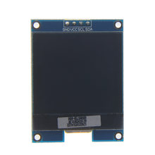 NEW 1.5 Inch 128x128 OLED Shield Screen Module For Raspberry Pi For STM32 For Arduino(China)