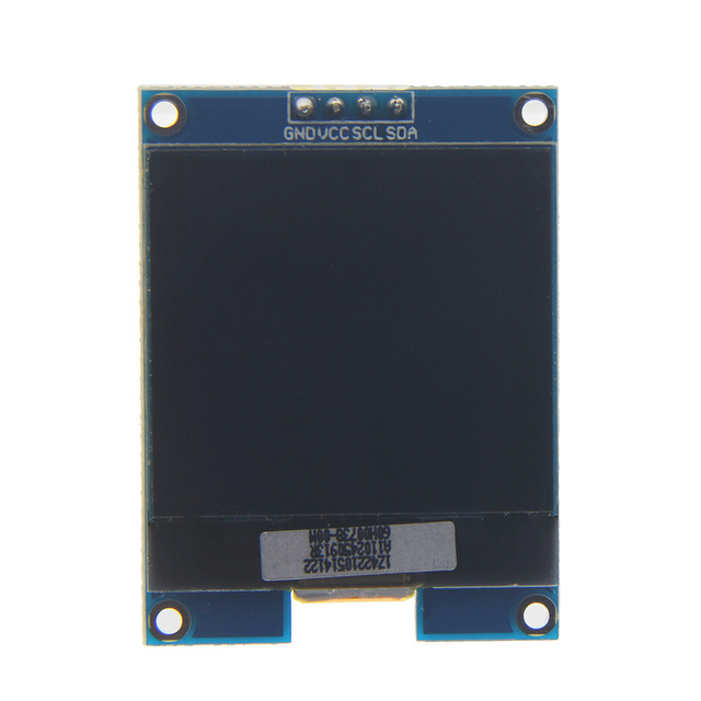 NEW 1.5 Inch 128x128 OLED Shield Screen Module For Raspberry Pi  For STM32  For Arduino