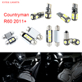 13 unids LED Canbus Luces Interiores Kit Package Para Mini Countryman R60 (2011 +)