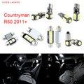 13pcs LED Canbus Interior Lights Kit Package For Mini Countryman R60 (2011+)