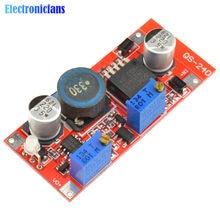 Module d'alimentation CC/CV réglable, pilote LED, convertisseur, LM2596 DC-DC