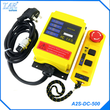 New Arrivals crane DC electric hoist industrial remote control can be customized Industrial Remote Control A2S-DC-180 100% original new g150xg01v0 v 1 original new auo industrial control lcd screen g150xg03 v0 can be equipped with plate g150xg02v