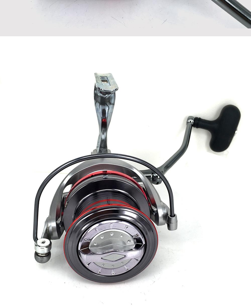 Bass 4.0:1 Stop118 Spinning 14