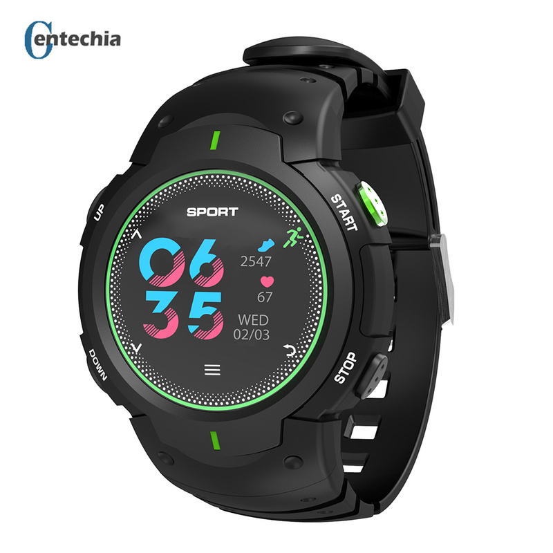 F13 Outdoor Sports Smart Watch men waterproof Pedometer Heart Rate Monitor Intelligent Watch Suitable For IOS Android wristwatch image