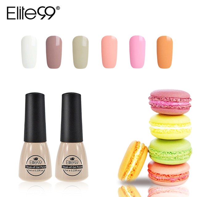 Elite99 7ml soak off nail gel polish semi permanent gelpolish top elite99 7ml soak off nail gel polish semi permanent gelpolish top base coat needed nail art prinsesfo Gallery