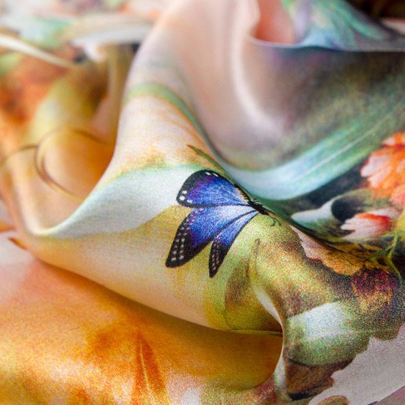 Flower Bouquet Neckerchief | Bandana Scarves