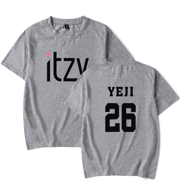ITZY MEMBER T-SHIRT (23 VARIAN)