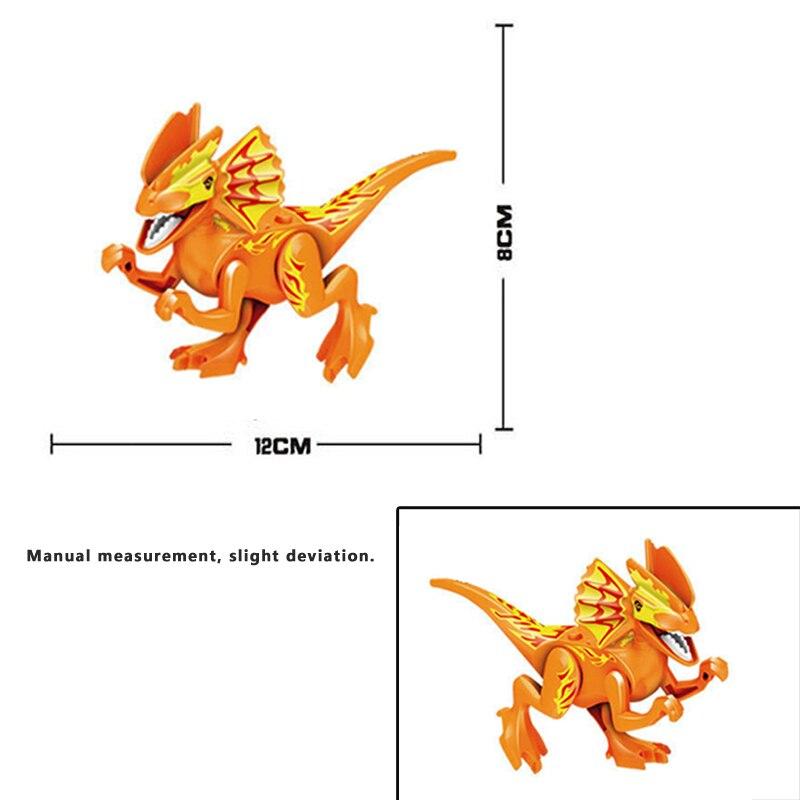 Building block dinosaur toy_25