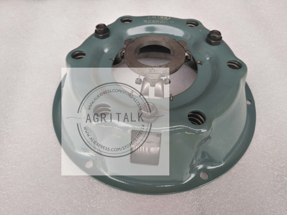 Xintai XT-120 with engine 190-12, the 8 inch clutch with driven disc, part number: xintai xt 120 with engine 190 12 the 8 inch clutch with driven disc part number