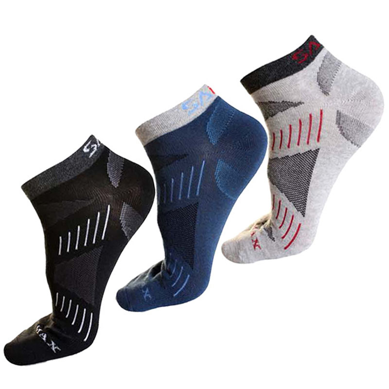 SANTO 3 Pairs/lots New Unisex Thermal COOLMAX Socks   Mens Womens High Quality Brand  Comfortable Business Sock