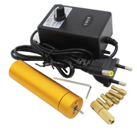 DIY ESB Miniature Tool Portable DC 3 12 V Speed Adjustable Power Mini Electric Engraving Carving