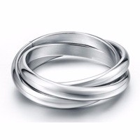 Women-s-Stainless-Steel-High-Polished-Silver-Triple-Dome-Interlocked-Rolling-Wedding-Band-Ring.jpg_200x200