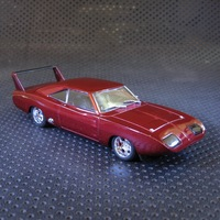 GreenLight 1 64 Dodge Charger Daytona Fast Furious Boutique Alloy Car Toys For Children Kids Toys