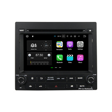 Quad Core Android 7.1.2 2GB RAM 32GB ROM 7″ touch screen audio dvd Car Multimedia player GPS 1 Din Autoradio For Peugeot 405