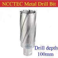[4 ''100 мм Глубина сверления] NCCTEC 66 мм 67 мм 68 мм 69 мм 70 мм диаметр стальная пластина Вольфрам карбидный Металл bits с бесплатной доставкой