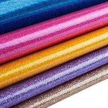 25 см* 34 см ПВХ волшебный цвет позолоченный искусственная кожа ткань синтетическая кожа для DIY ручной работы швейная одежда аксессуары поставки
