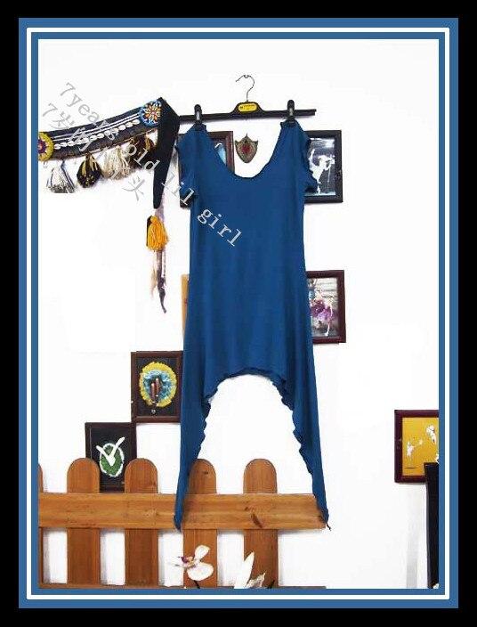 Belly Dance Top Modal Belly Dance  Vest Top Dance Wear, Yoga Wear Tribal Fusion H134
