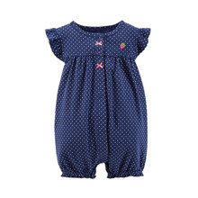Summer Baby Girl Clothes Cute Bodysuit
