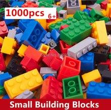Livraison Cadeau embase + figurines + seperator! 1000 pcs Blocs de Construction Éducatifs Enfants Jouets Compatible