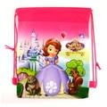 one  school bags kids cartoon drawstring backpack& bag For kids bag back to school mochila infantil003