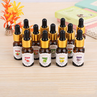 12 Flavor Set Plant Aromatherapy Essential Oil Special Water Soluble Flavor Oil Used For Humidifier Fresh
