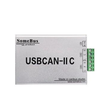 USB CAN bus signal through the data bridge modulation or storage device bus data adaptation analyzer