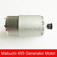 Diy Electric Motor 455 Generator Laser Printer Motor 12v 48v Dc Dynamo Motor
