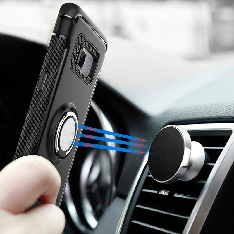 Θήκη για Samsung Galaxy S8 S7 Edge Car Holder Stand Magnetic - Ανταλλακτικά και αξεσουάρ κινητών τηλεφώνων - Φωτογραφία 6