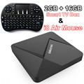 Android Smart TV Box Rockchip RK3299 Quad Core 2 Г 16 Г 4 К Streaming Media Player Wi-Fi Dolamee D5 Smart Mini PC Иврит Дистанционного игры