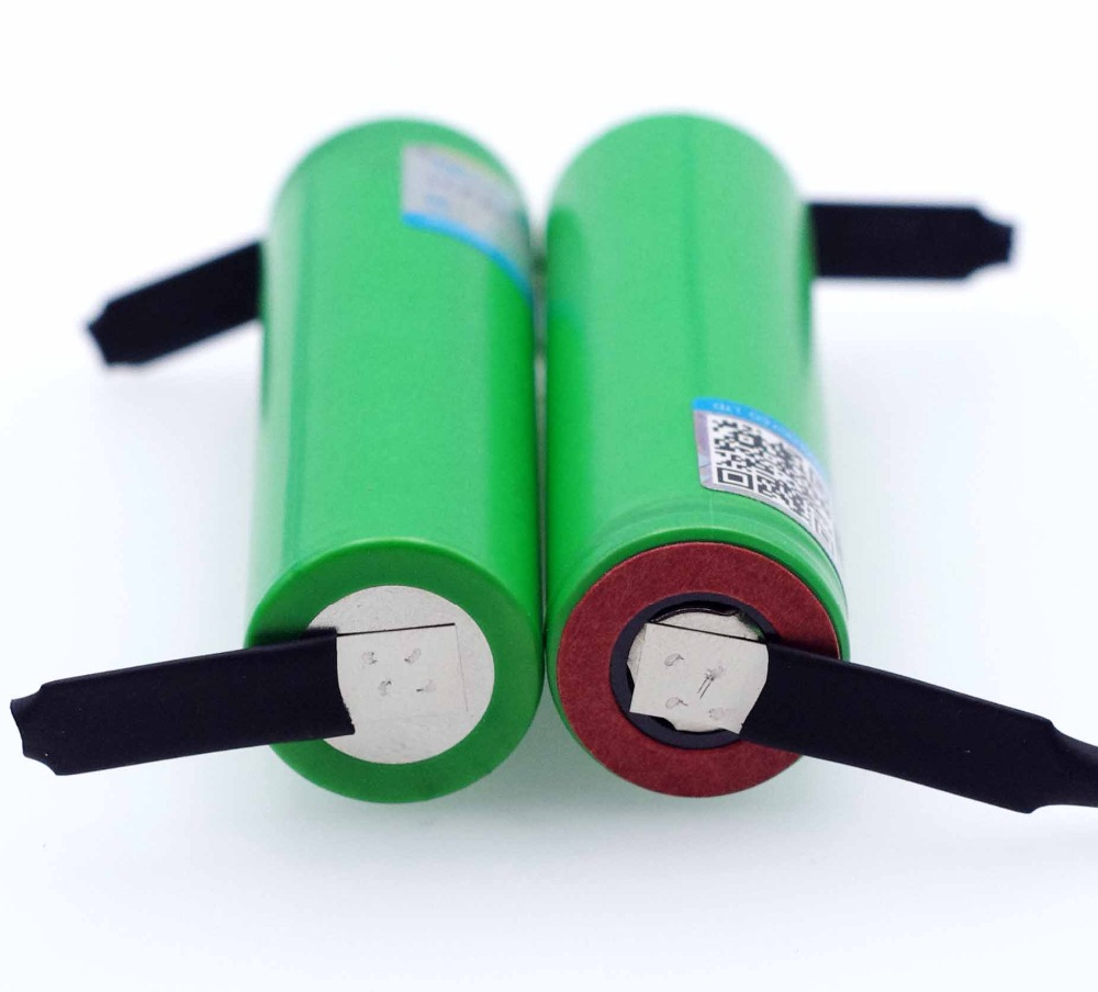 Image 2 - VariCore New 3.6V 18650 US18650VTC4 2100mAh VTC4 20A 30A Discharge Rechargeable battery Welding Nickel Sheet-in Replacement Batteries from Consumer Electronics