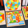 Children-Toys-Funny-Cartoon-Puzzles-Traffic-Animal-Jigsaw-Puzzle-Kids-Early-Learning-Educational-Toys-for-Children