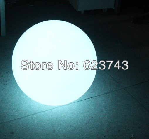 Discreet Magic Led Ball Waterproof Rechargeable Color Changing D30cm Rgb Led Ball,sl-lb300 Lights & Lighting