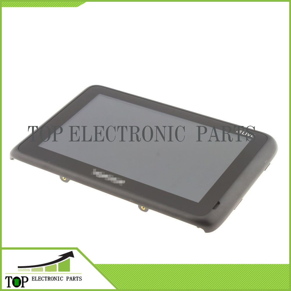Original 4.3'' inch TomTom Go Live 1000 LCD screen display panel + touch screen digitizer ex machina book 2