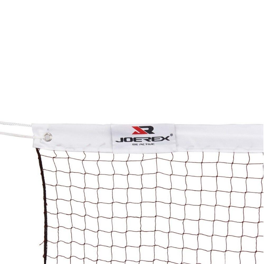 Profession 6.1*0.76m Badminton Net Standard Durability Braided Nylon Mesh high quality Standard Badminton Net