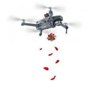 Image 5 - 空気ドロップ放射器システム結婚指輪ギフト緊急リモート配信救助釣り dji mavic 2 プロズームドローン投げ