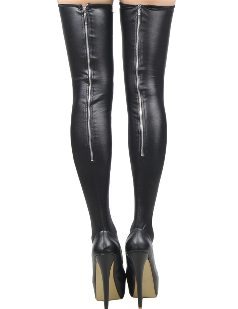 R80043-Popular-super-deal-black-leather-stockings-back-zipper-high-quality-women-stocking-brand-new-sexy (1)