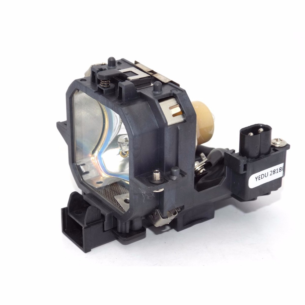 Free Shipping Compatible projector lamp bulb ELPLP21/ V13H010L21 with housing for EMP-53/EMP-73/EMP-73C PowerLite 53c/73c free shipping replament compatible projector bulb lamp with housing elplp22 v13h010l22 fit for emp 7800