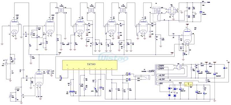 Remarkable Detail Feedback Questions About Iwistao Tube Fm Stereo Radio Head Wiring 101 Xrenketaxxcnl