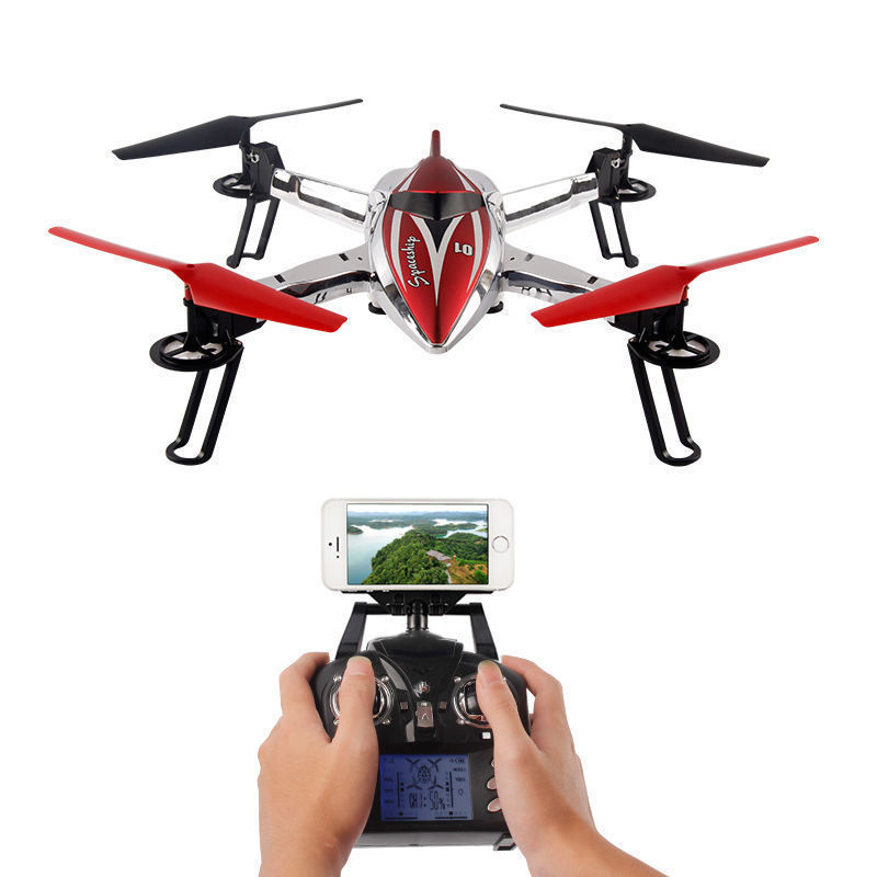 WLtoys Q212K 6-Axis Gyro 3D Rolling Function One-Key-return Controlled Lighting HD Camera Hold Altitude Mode RC Quadcopter