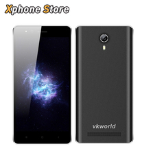 Original VKworld F1 3G WCDMA 4.5 inch Smartphone Android 5.1 MTK6580 Quad Core 1.3GHz 8GB ROM 1GB RAM Dual SIM Play Store GPS
