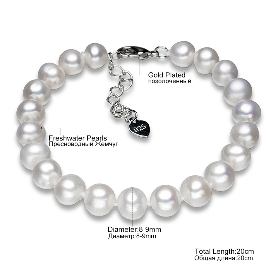 in pearl pearls cultured akoya white bracelet gold